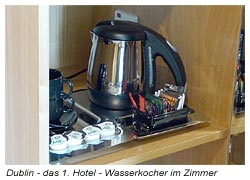 wasserkocher für hotelzimmer
