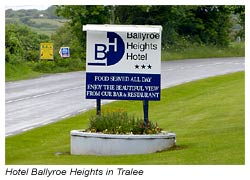 Ballyroe Heights in Tralee